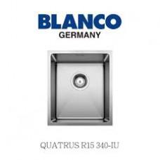 Blanco. Quatrus R15 340-IU 廚房星盆  [送 Blanco  MILA 廚房龍頭]